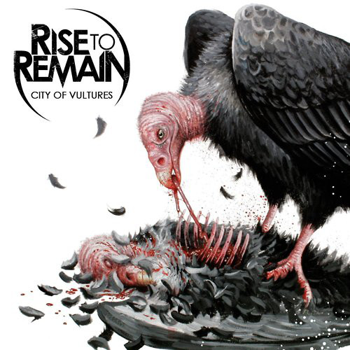 Rise To Remain City Of Vultures Vinyl