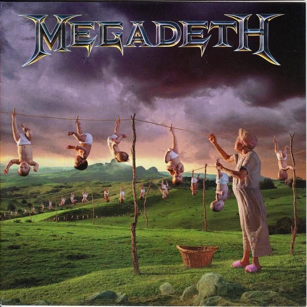 Megadeth Youthanasia Vinyl