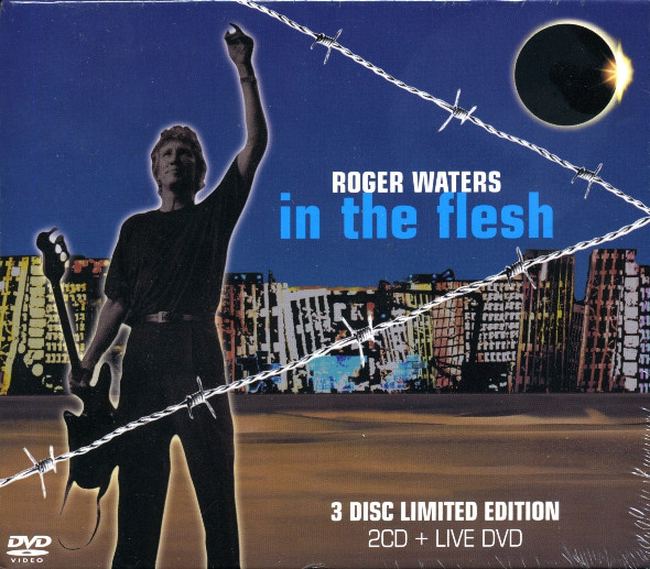 Waters, Roger In The Flesh CD