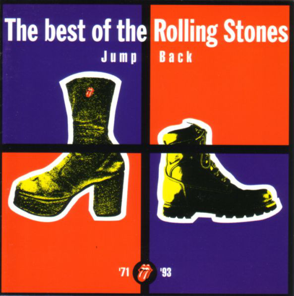The Rolling Stones Jump Back - The Best Of (71 - 93)