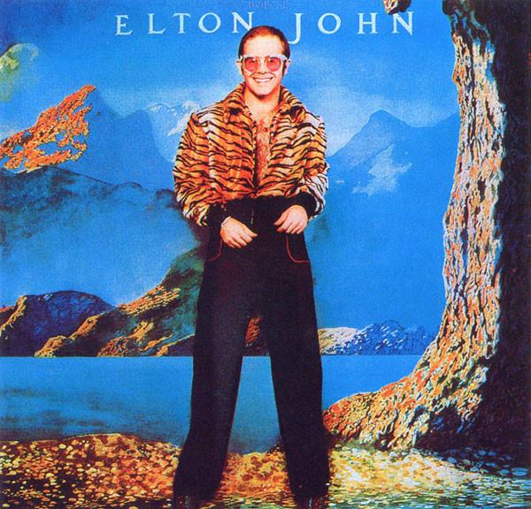 John, Elton Caribou CD