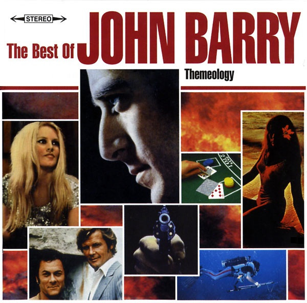 Barry, John The Best Of John Barry - Themeology