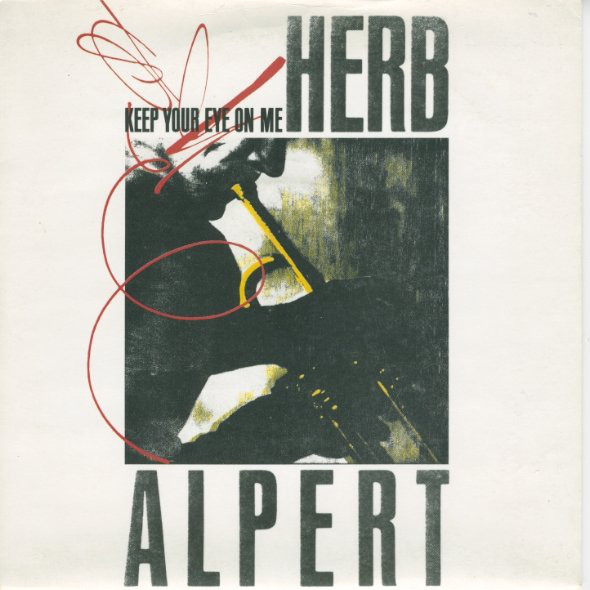 Alpert, Herb Keep Your Eye On Me Vinyl