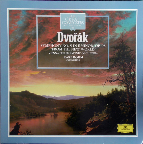 Dvorak - Karl Bohm Symphony No. 9 in E minor, Op. 95 'From The New World' Vinyl
