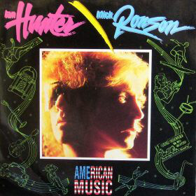 Ian Hunter / Mick Ronson American Music Vinyl