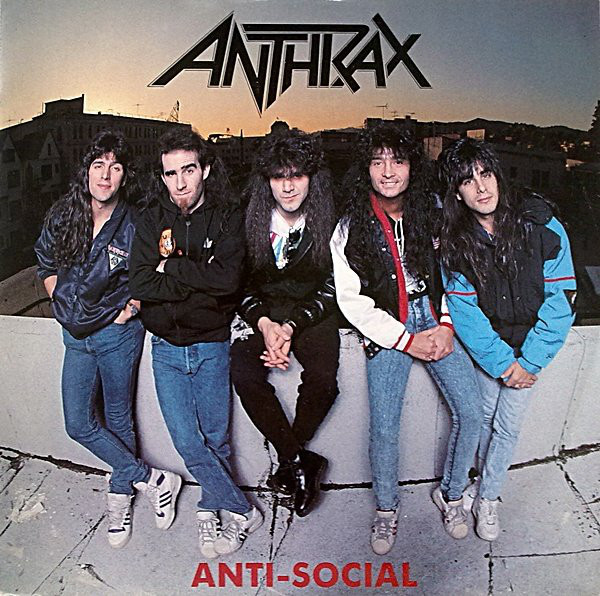 Anthrax Anti-Social