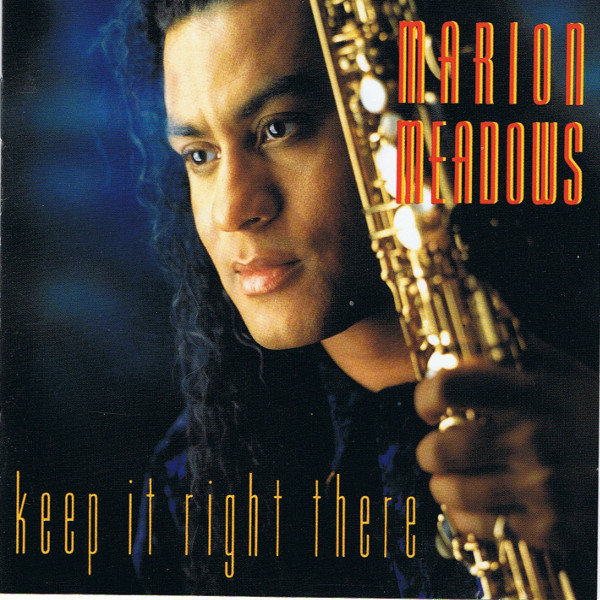 Meadows, Marion Keep It Right There Vinyl