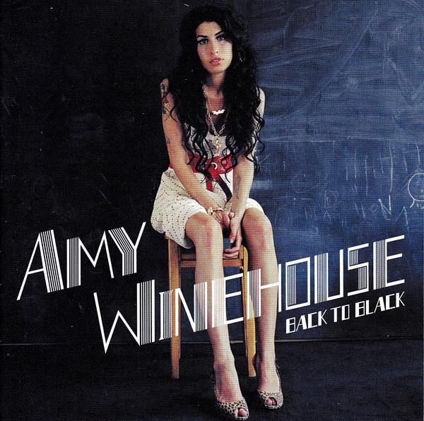 Winehouse, Amy Back To Black