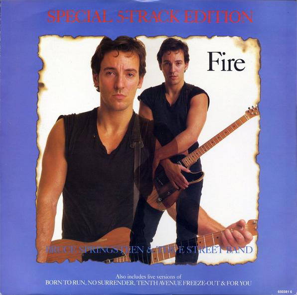 Bruce Springsteen & The E-Street Band Fire