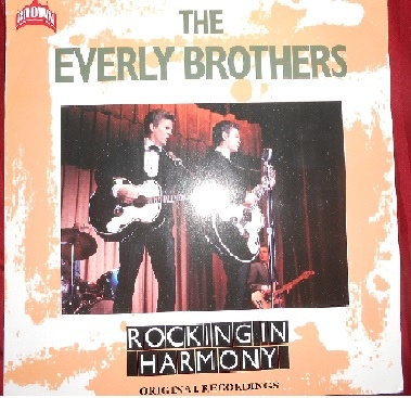 The Everley Brothers Rocking In Harmony