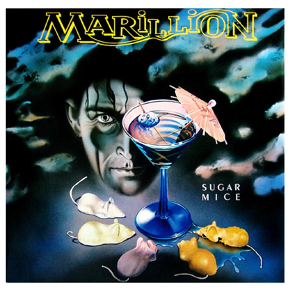 Marillion Sugar Mice Vinyl