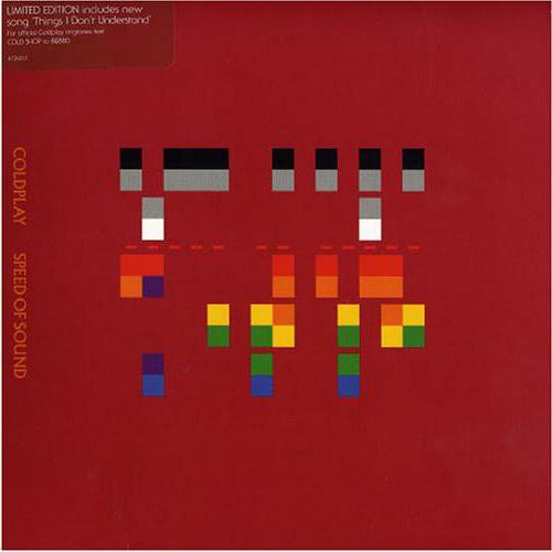 Coldplay Speed Of Sound