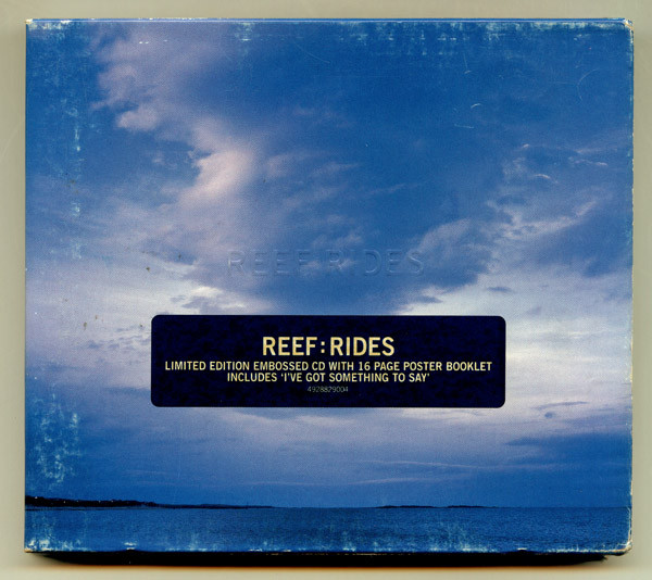 Reef Rides CD