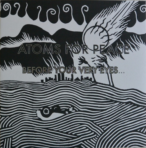 Atoms For Peace Before Your Very Eyes...  Vinyl