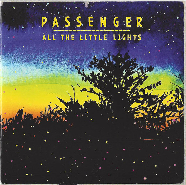 Passenger All The Little Lights CD