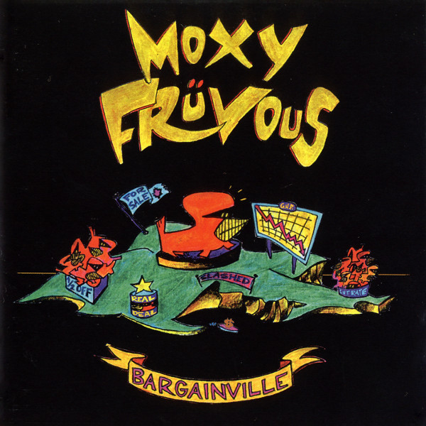 Moxy fruvous Barginville