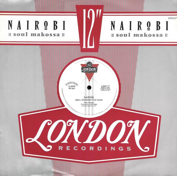 Nairobi Soul Makossa