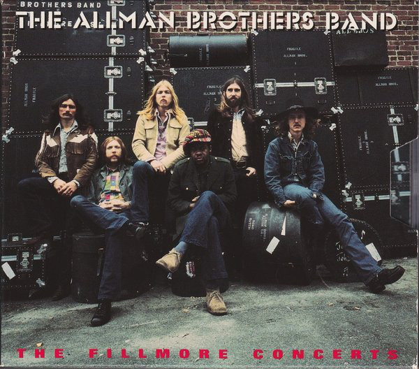 Allman Brothers Band (The) The Fillmore Concerts