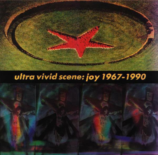 Ultra Vivid Scene Joy 1967 - 1990 Vinyl
