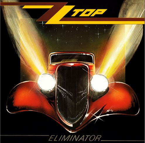 ZZ Top Eliminator Vinyl