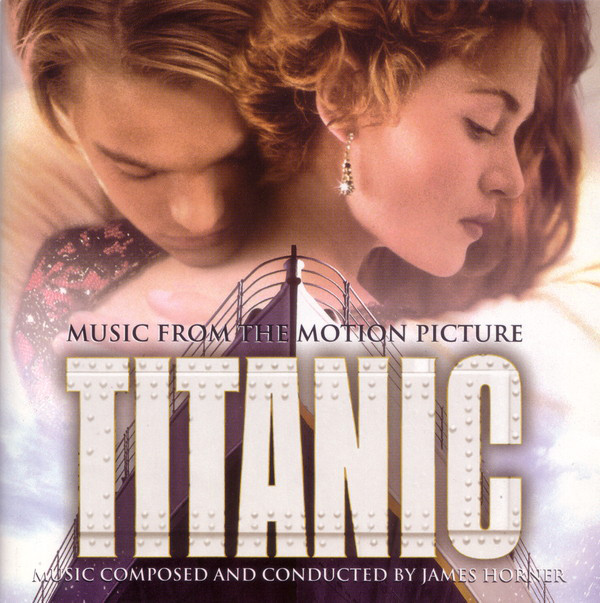 James Horner Titanic (Music From The Motion Picture) CD
