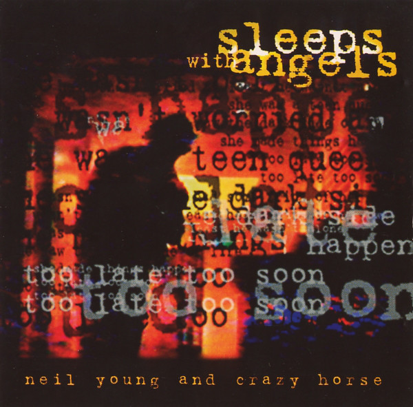 Young, Neil & Crazy Horse Sleeps With Angels CD