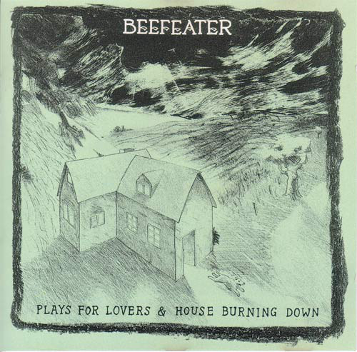 Beefeater Plays For Lovers & House Burning Down Vinyl