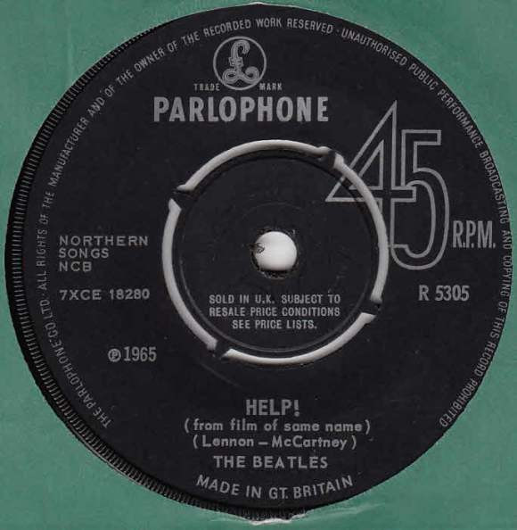 The Beatles Help