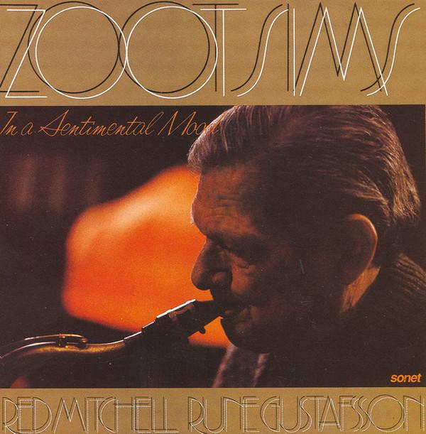 Zoot Sims In A Sentimental Mood Vinyl