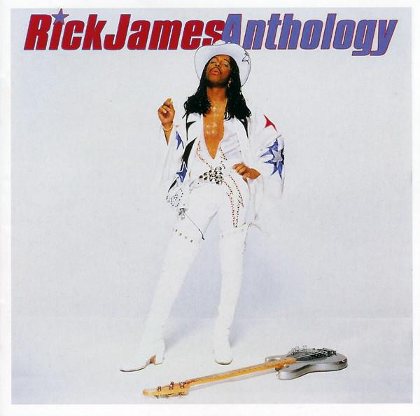 James, Rick Anthology