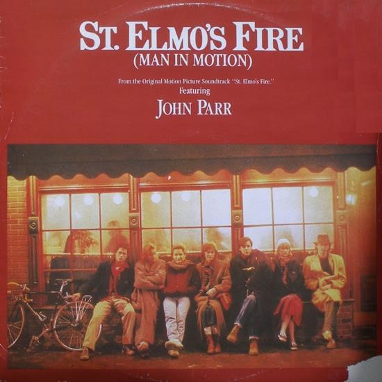 Parr, John St Elmo's Fire
