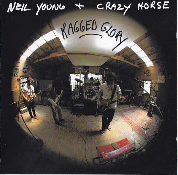 Young, Neil & Crazy Horse Ragged Glory CD