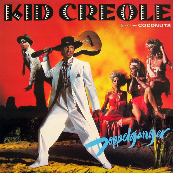 Kid Creole And The Coconuts Doppelganger Vinyl