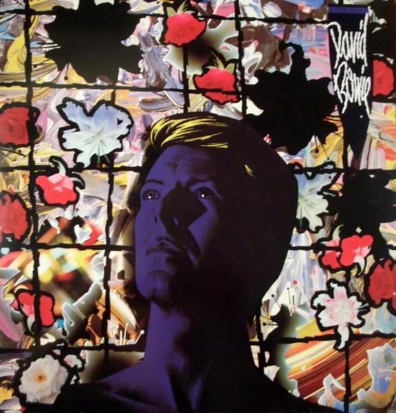 Bowie, David Tonight Vinyl