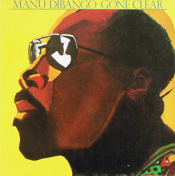 Dibango Manu Gone Clear Vinyl