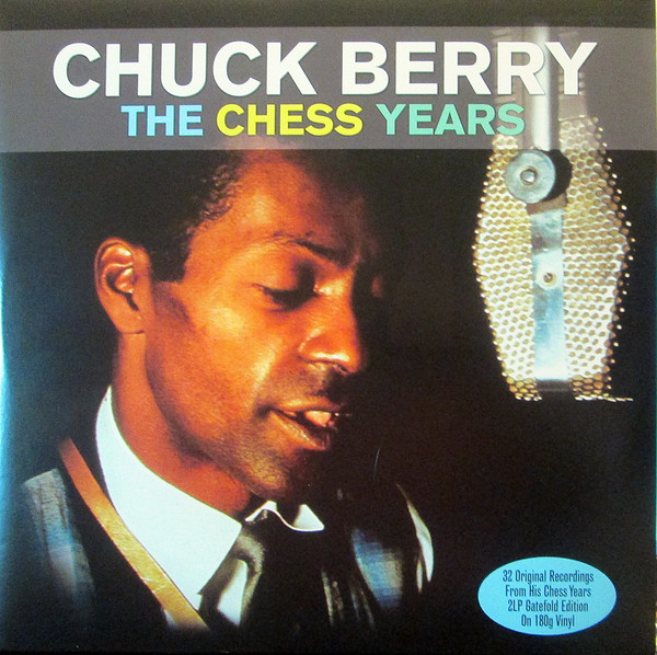 Berry, Chuck The Chess Years Vinyl