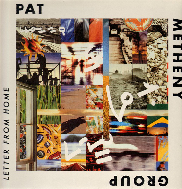 Metheny, Pat Letter From Home