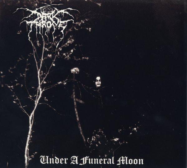Darkthrone  Under A Funeral Moon