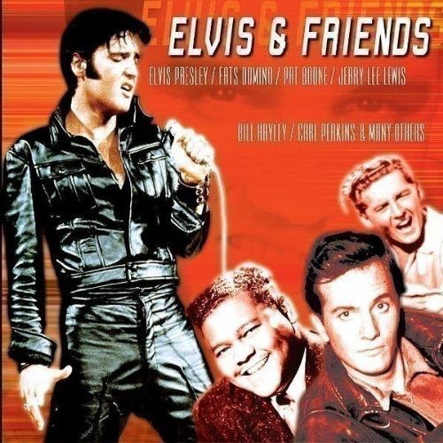Various Elvis & Friends Vinyl