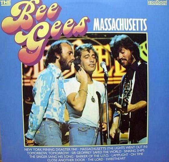 Bee Gees Massachusetts