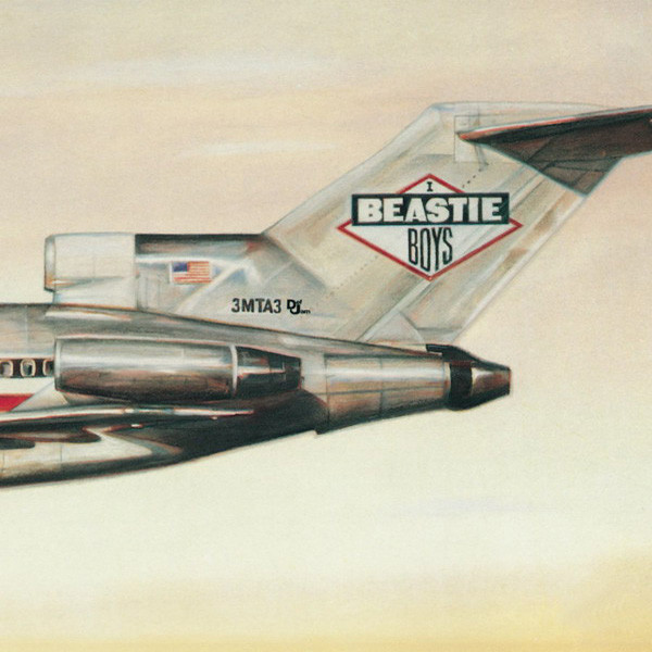 Beastie Boys Licensed To Ill Vinyl