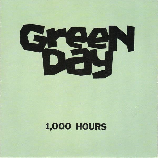 Green Day 1,000 Hours