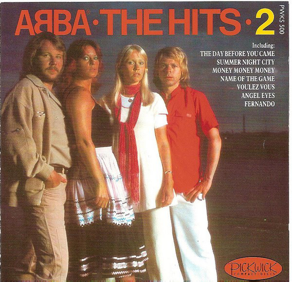 Abba The Hits • 2