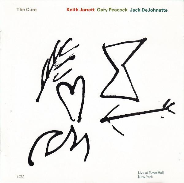 Keith Jarrett Tro The Cure Vinyl