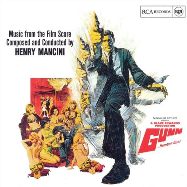 Mancini, Henry Gunn - SOUNDTRACK