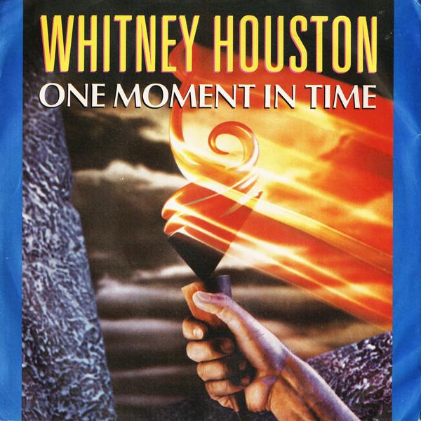 Houston, Whitney One Moment In Time Vinyl