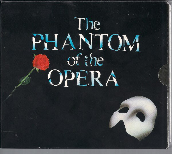 Andrew Lloyd-Webber The Phantom Of The Opera CD