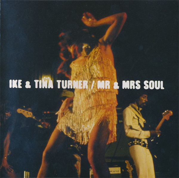 Ike & Tina Turner Mr & Mrs Soul CD