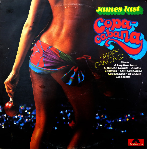 Last, James Copacabana Happy Dancing Vinyl