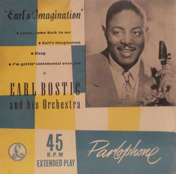 Bostic, Earl Earls Imagination
